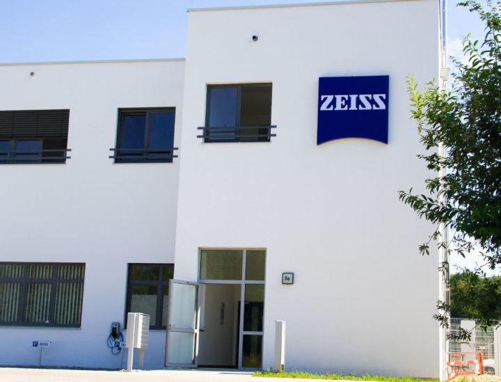 Firma Zeiss – Neuburg