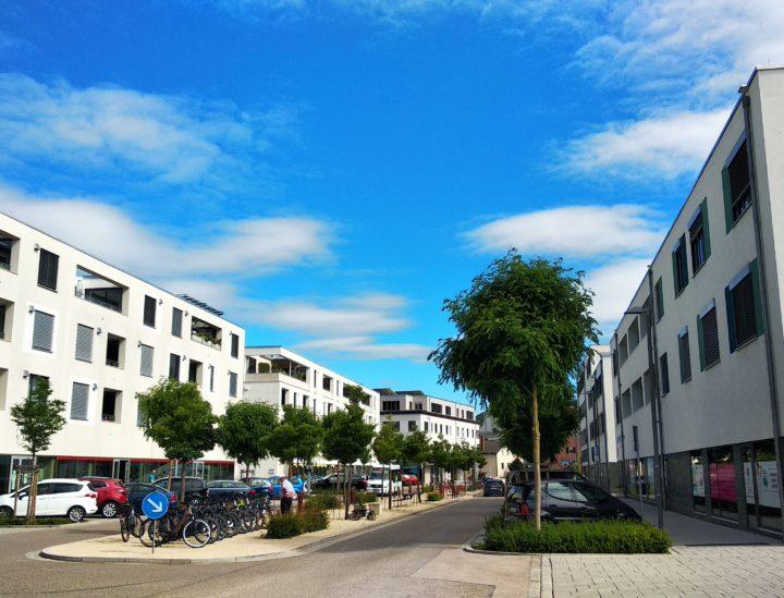 Eichstätt Altstadt Wohnviertel